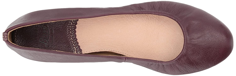 G.H. Bass & Co. Women's Felicity Ballet Flat B06XR2ZC5P 9.5 B(M) US|Purple