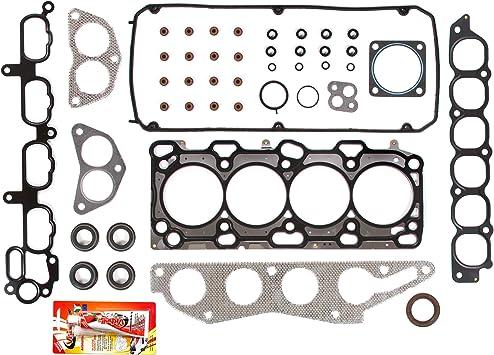 8 Intake /& Mitsubishi Eclipse//Galant 2.0L DOHC L4 4G63T TURBO Exhaust Valves 8