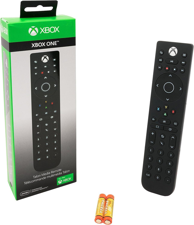Amazon Pdp Talon Media Remote Control For Xbox One Tv Blu Ray
