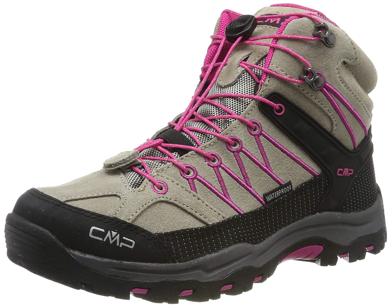 Beige (Corda) 40 EU CMP Campagnolo Rigel Mid WP, Chaussures de Randonnée Hautes Mixte Adulte