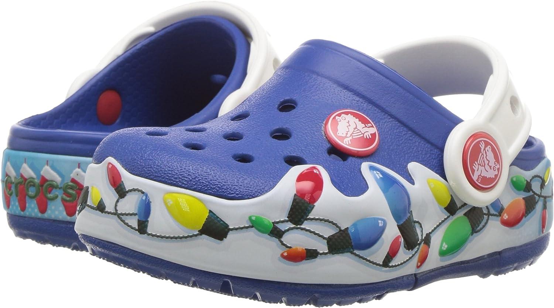 Crocs Kids Holiday Light Up Clog: Amazon.es: Zapatos y ...