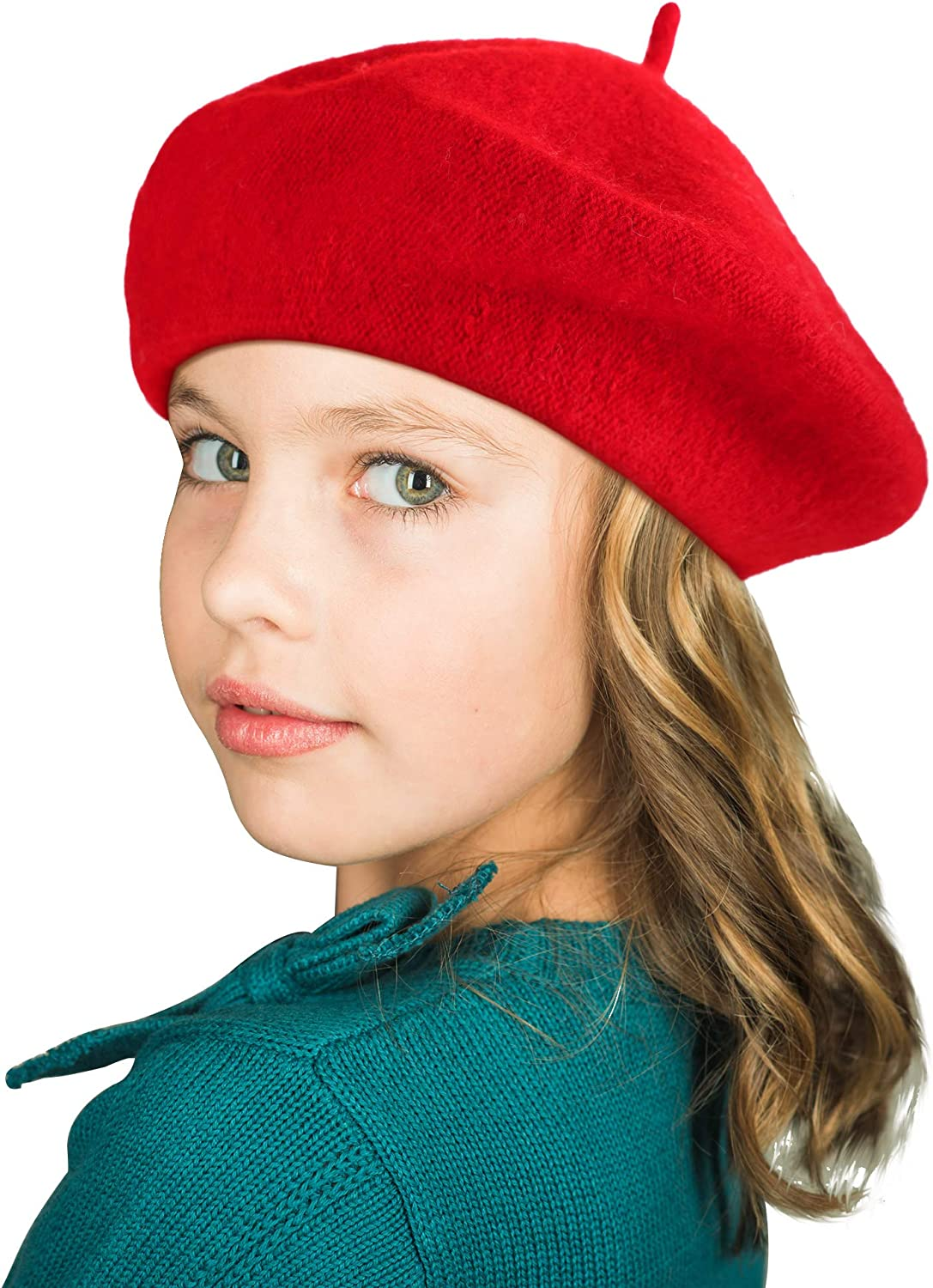 SATINIOR Beret Hat French...