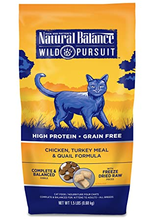 Very dick van pattens natural balance cat food think, that