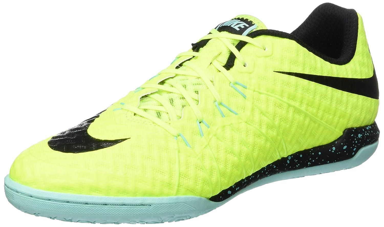 Nike Herren Hypervenomx Finale IC Fuszlig;ballschuhe  45.5 EU|Amarillo (Amarillo (Volt/Black-black-hyper Turq))