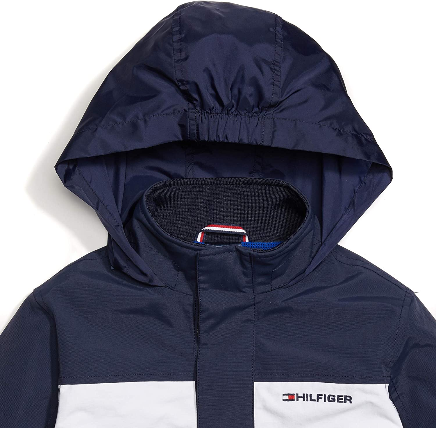 Tommy Hilfiger Boys Adaptive Yacht Jacket with Magnetic Buttons