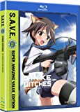 ストライクウィッチーズ 第1期 S.A.V.E. 北米版 / Strike Witches: Season 1 S.A.V.E. [Blu-ray][Import]