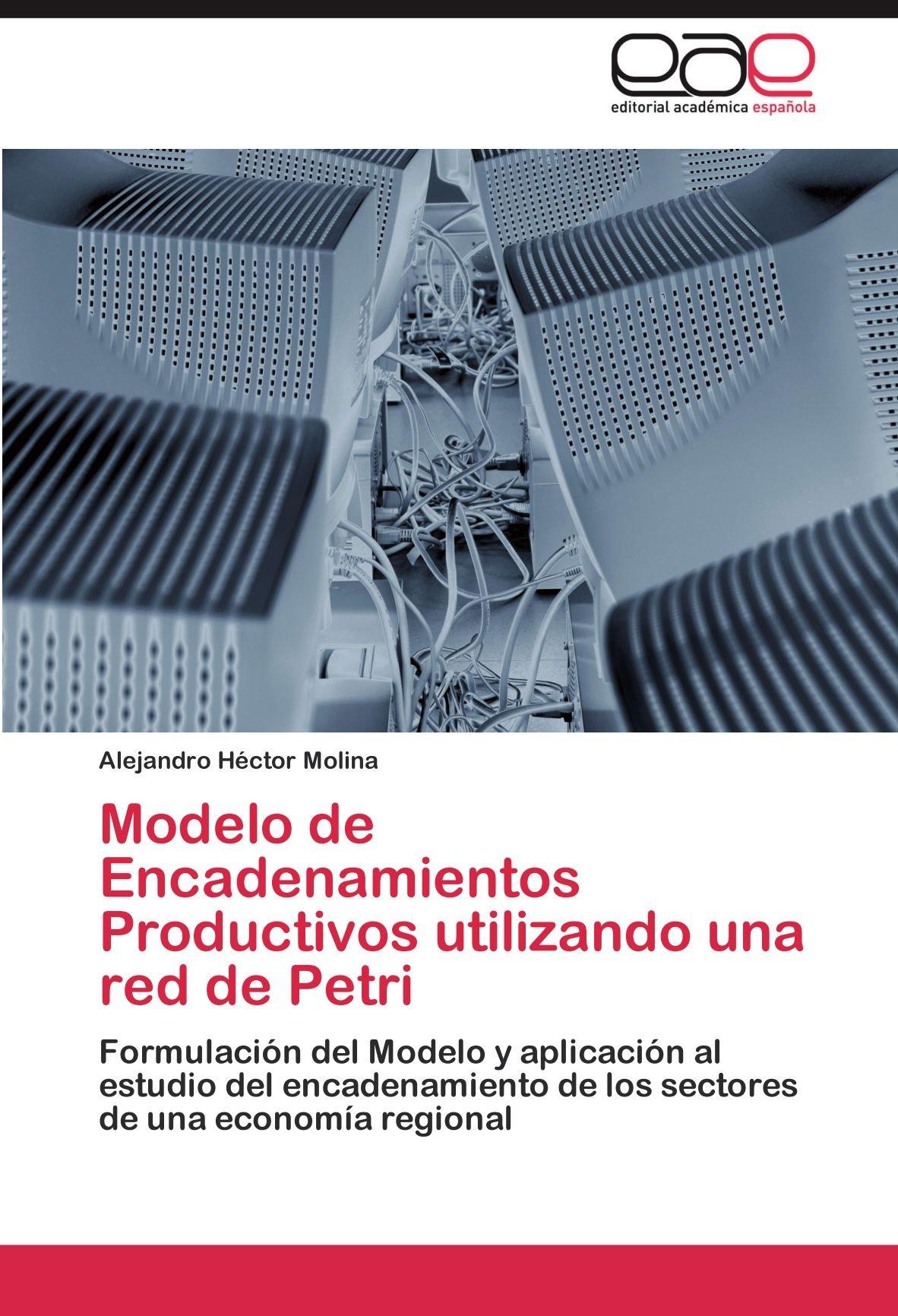 Download Modelo de Encadenamientos Productivos utilizando  una red de Petri: Formulación del Modelo y aplicación al estudio del encadenamiento de los sectores de una economía regional (Spanish Edition) ebook