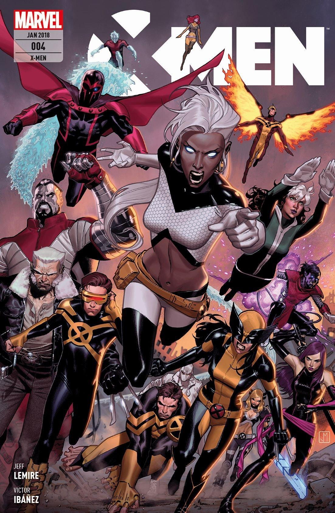 X-Men: Bd. 4 (2. Serie): Zu neuen Ufern Taschenbuch – 4. Dezember 2017 Jeff Lemire Victor Ibáñez Cullen Bunn Marc Guggenheim