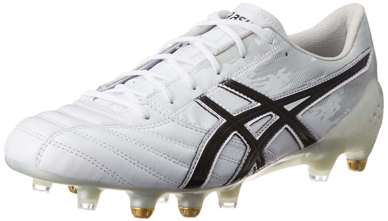 [アシックス] サッカー スパイク DS LIGHT X-FLY 3 SI (現行モデル) B01KNLDKXY 24.5 cm|パールホワイト/ブラック パールホワイト/ブラック 24.5 cm