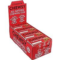 Chewsy Goma De Mascar Canela| Chicles Naturales Sin Plástico | Chicles Sin Azucar Y Aspartamo | 100% Xilitol, Protege…