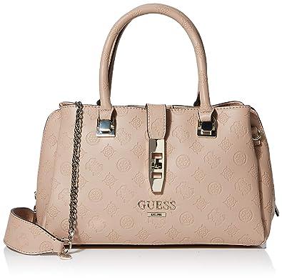 Damenhandtaschen Guess Damen Maci Large Girlfriend Satchel