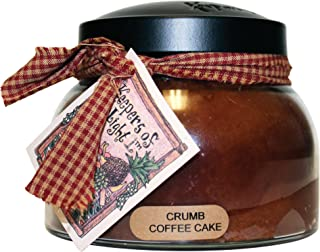 product image for A Cheerful Giver Crumb Coffee Cake Mama Jar Candle, 22-Ounce