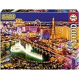 Educa Borrás - Puzzle Las Vegas Neon, 1000 piezas (16761.0)