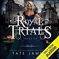 The Royal Trials: Imposter: The Royal Trials Series, Book 1