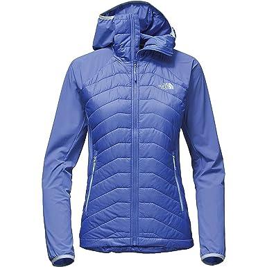 15c4931b9513 The North Face Women s Progressor Insulated Hybrid Hoodie (XSmall) Amparo  Blue