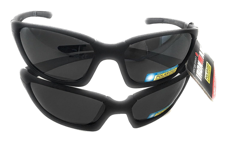 e140187e61 Amazon.com  Lot of 2 Foster Grant Ironman Courage Sunglasses Polarized   Health   Personal Care