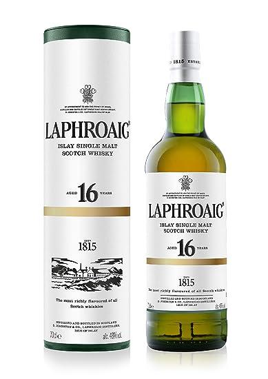 Laphroaig 16 – 2019 Edition (48%)