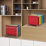 Simple Trending Desk Hanging File Box Storage Bin