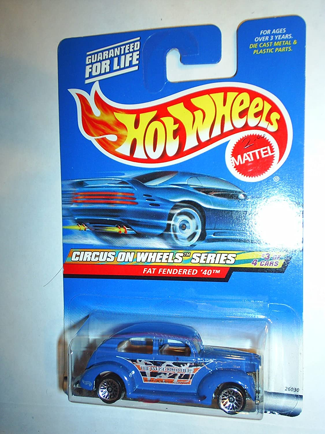 Hot Wheels Fat Fendered /'40 Collector 216 CP27