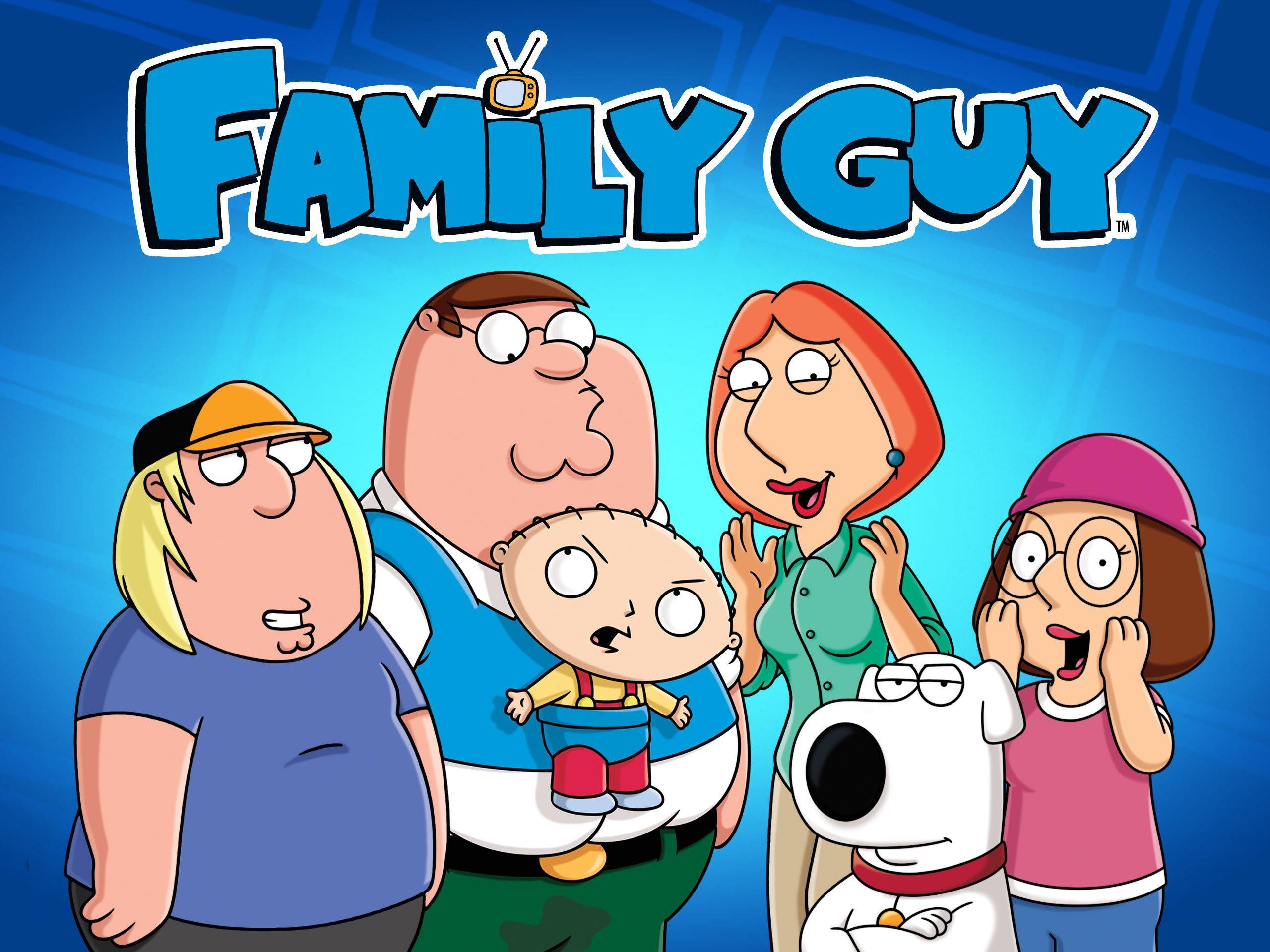 Family Guy dating Visa