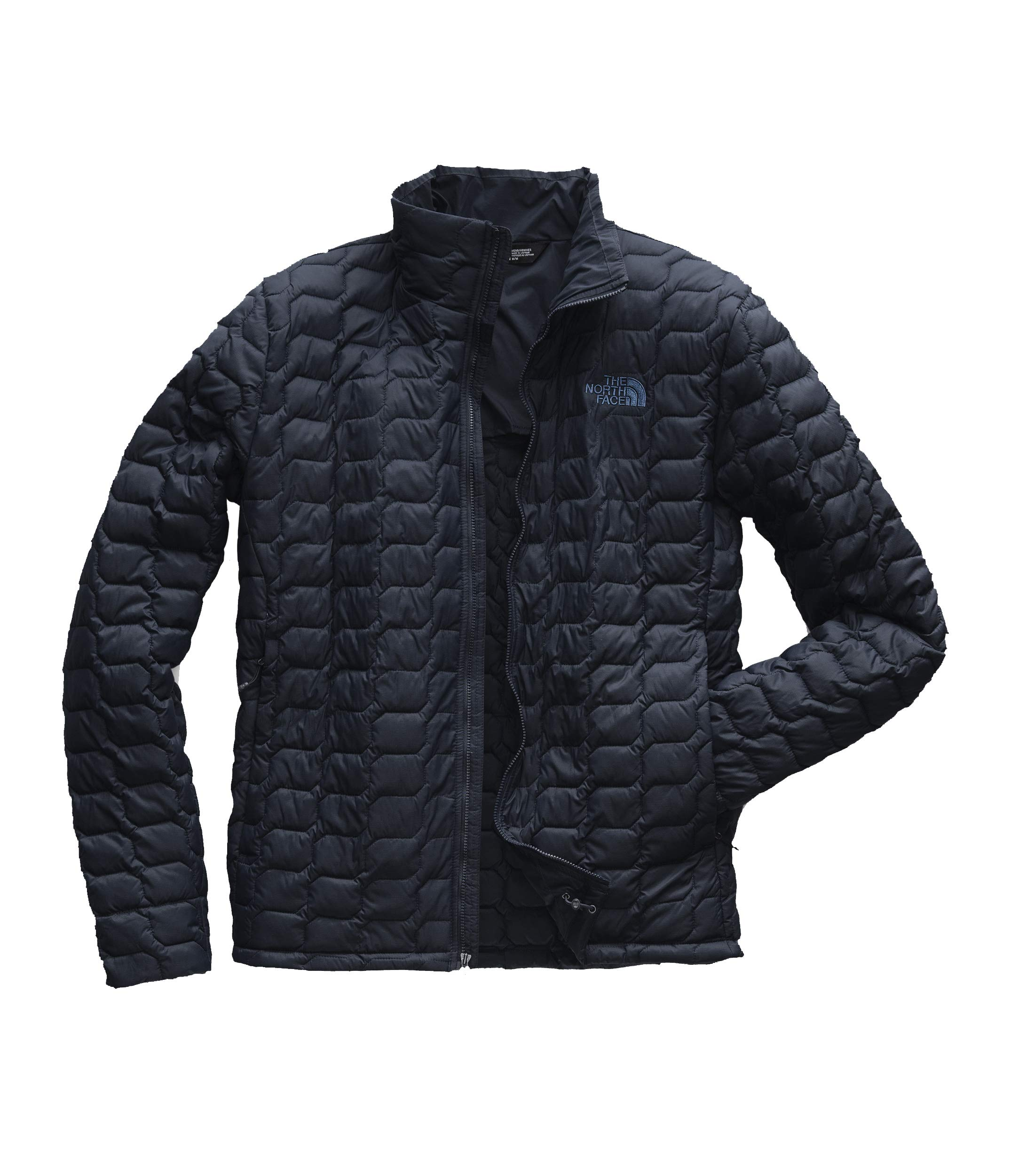 The North Face Men's Thermoball Jacket, TNF Black Matte, X-Small