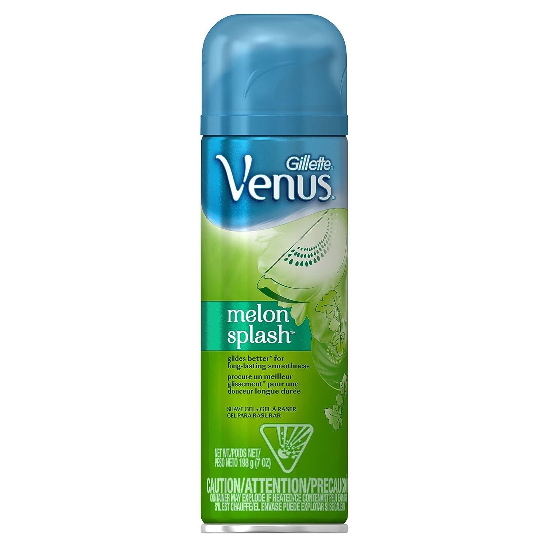Gillette Venus Melon Splash Shave Gel, 198 g