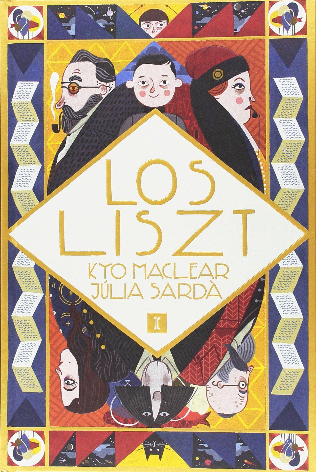Los Liszt (La pequeña Impedimenta): Amazon.es: Maclear, Kyo, Sardà ...