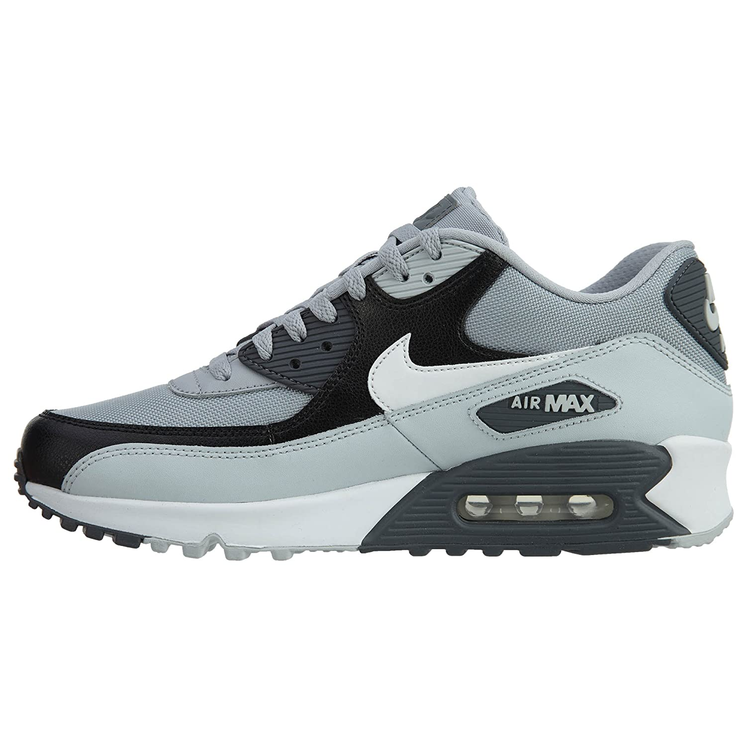 finest selection 0d37c 5beeb NIKE Nike Air Max 90 Essential Mens Trainers  Amazon.co.uk  Shoes   Bags