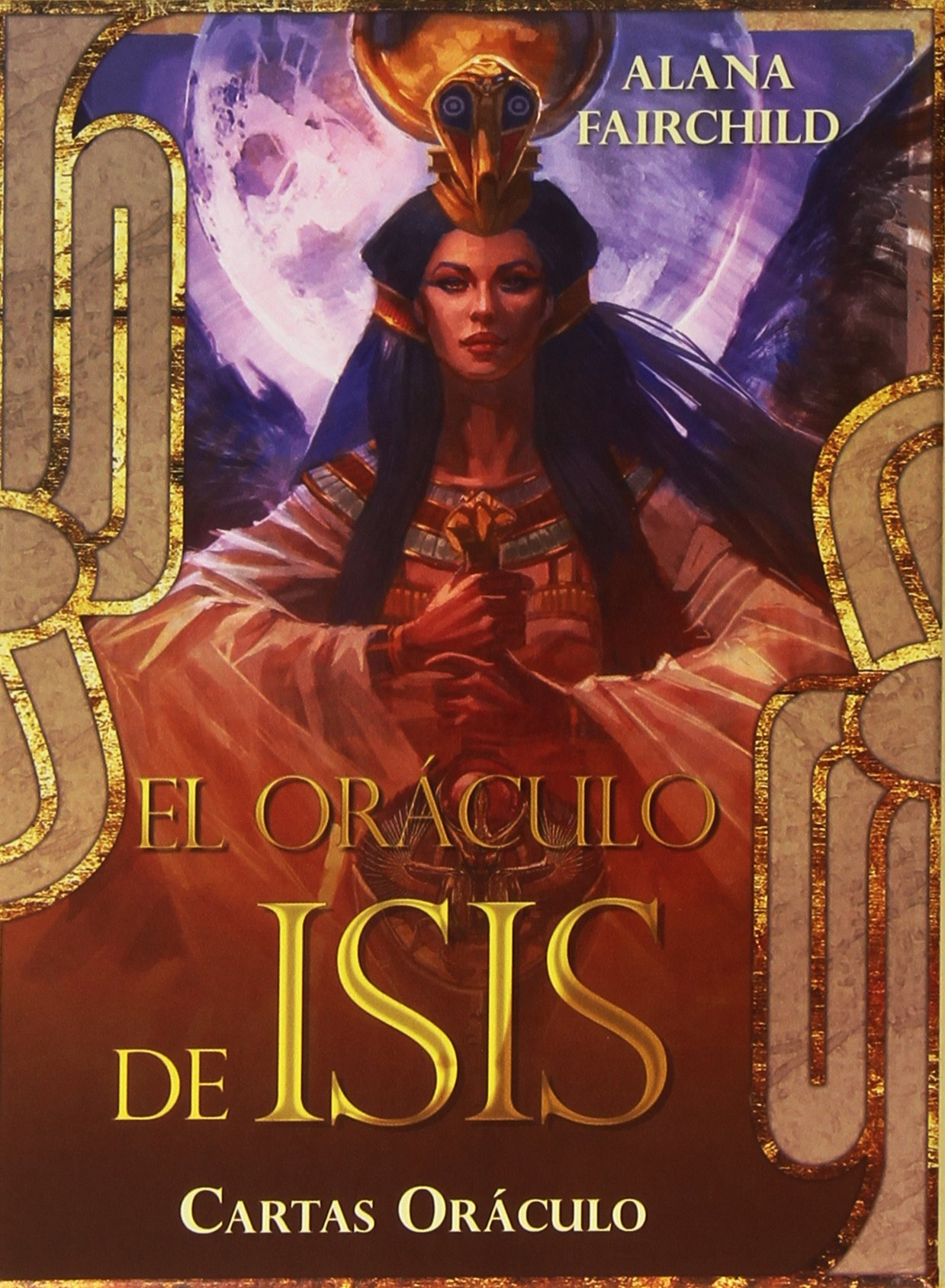El Oraculo De Isis (+44 Cartas): Amazon.es: Fairchild Alana ...