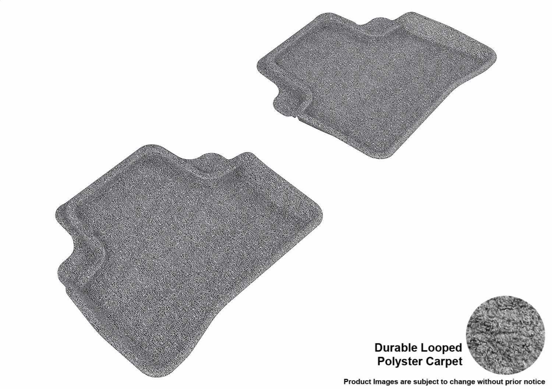 Classic Carpet 3D MAXpider L1MB05702202 Complete Set Custom Fit Floor Mat for Select Mercedes-Benz E-Class W212 Models Tan