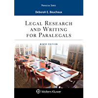 Legal Research and Writing for Paralegals (Aspen Paralegal Series)