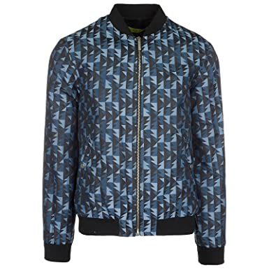 db96df71fb0 Versace Jeans Blouson Homme blu EU 48 (UK 38) C1GRA910 13841  Amazon ...