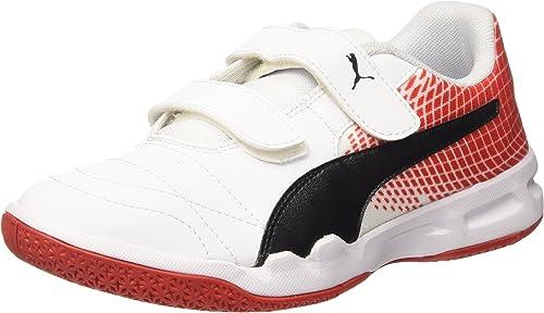 PUMA Veloz Ng V Jr, Chaussures Multisport Indoor Mixte Enfant