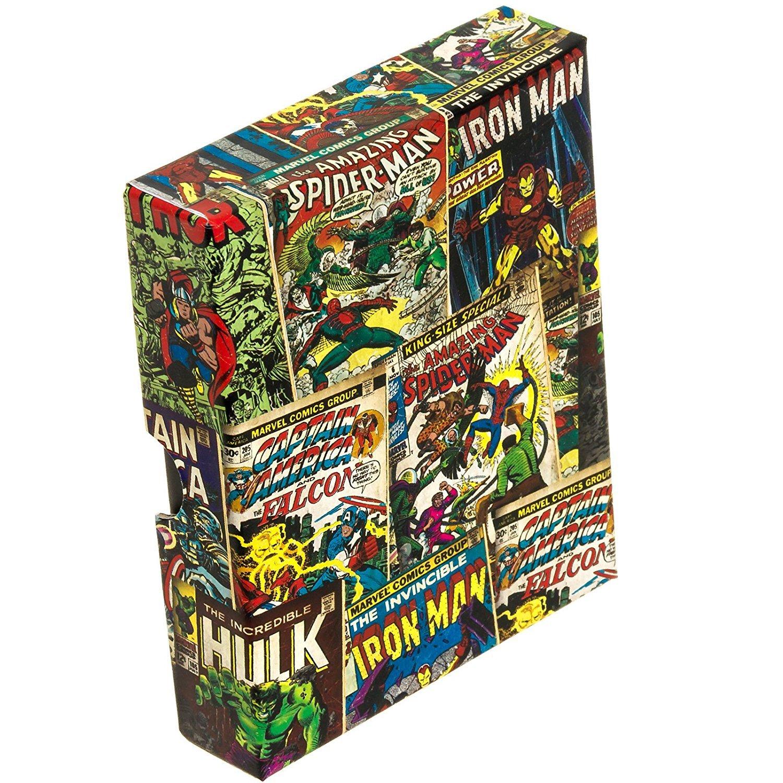 Amazon.com: Cartera de piel plegable con caja de regalo, de ...