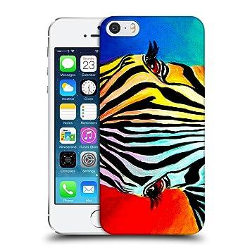 coque iphone 5 zebre