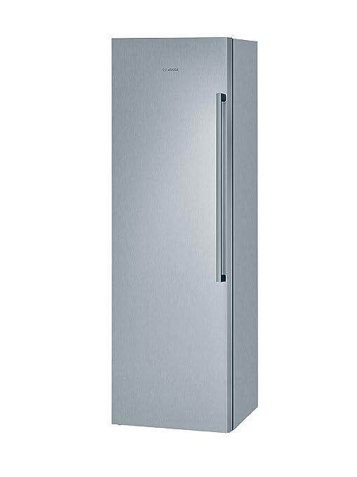 Bosch KSR38S70 - Frigorífico (355 L, 39 dB, A+, Acero inoxidable ...