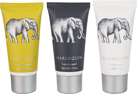 Harlequin Papilio Hand Cream Set 30 ml Pack of 3: Amazon
