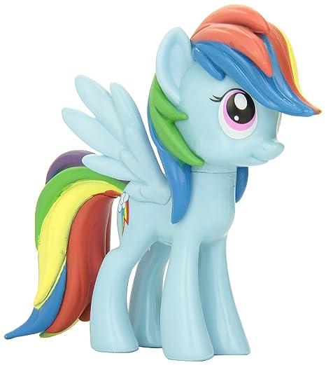 Amazoncom Funko My Little Pony Rainbow Dash Vinyl Figure Funko