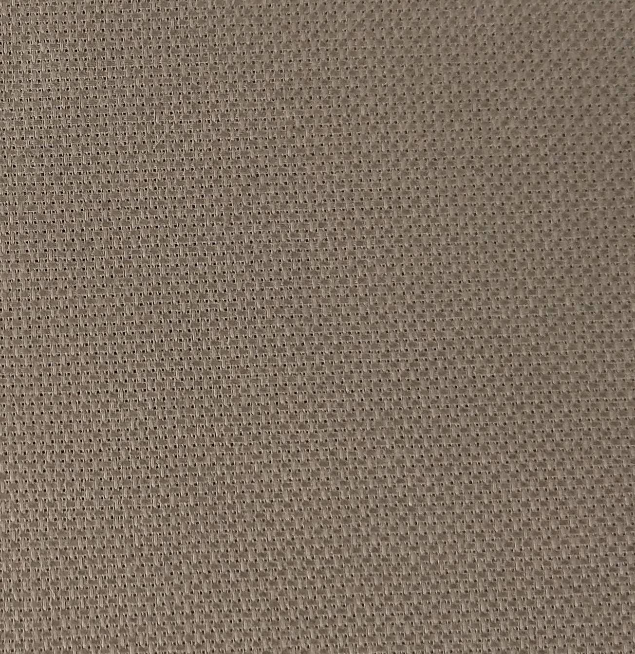 Light Green 19 x 28 14CT Counted Cotton Aida Cloth Cross Stitch Fabric