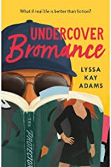 Undercover Bromance: The most inventive, refreshing concept in rom-coms this year (Entertainment Weekly) (Bromance Book Club 2) (English Edition) eBook Kindle