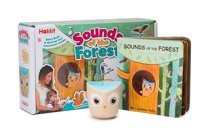 Edushape Halilit Sounds of the Forest Activity Book HL2017
