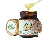 GREENBOW Organic Fresh Royal Jelly - 100% USDA Certified Organic, Pure, Gluten Free...