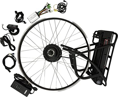 Ebici Kit de Motor eléctrico 24V para Bicicletas: Amazon.es ...