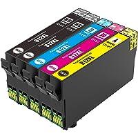 Generic Epson 812XL Ink Cartridge for Epson Workforce Pro WF-3820 WF-3825 WF-4830 WF-4835 Workforce WF-7830 7840 7845…