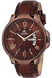 ADAMO Legacy (Day & Date) Men's Wrist Watch A829BR04