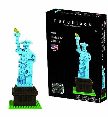 Amazon Nanoblock Statue Of Liberty Toys Games