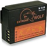 Power Batería DMW-BLC12 E para Panasonic Lumix DMC-FZ200 | DMC-FZ1000 | DMC-G5 | DMC-G6 | DMC-GH2 - Leica V-Lux 4
