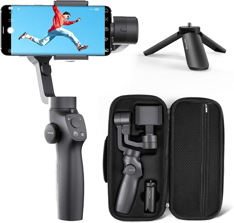 Inception Mode Sport Mode Smart Tracking VanTop Nimbal M3 Handheld ...