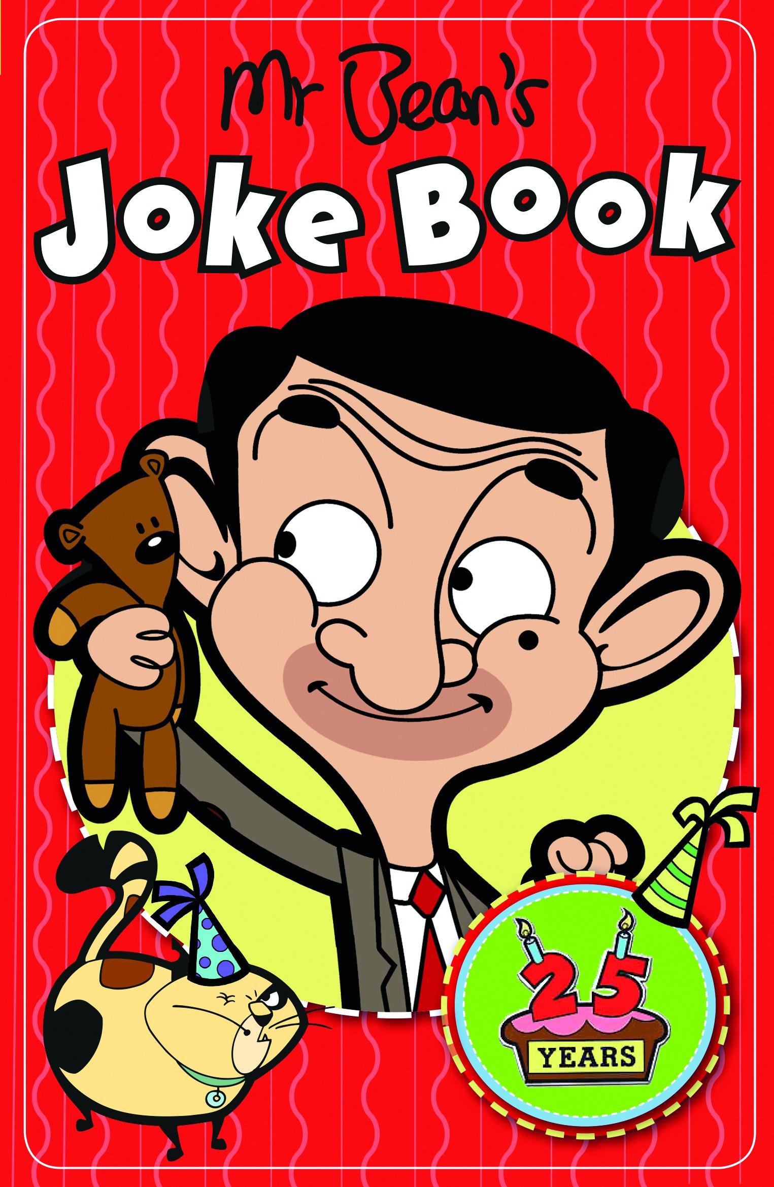 Mr Bean's Joke Book