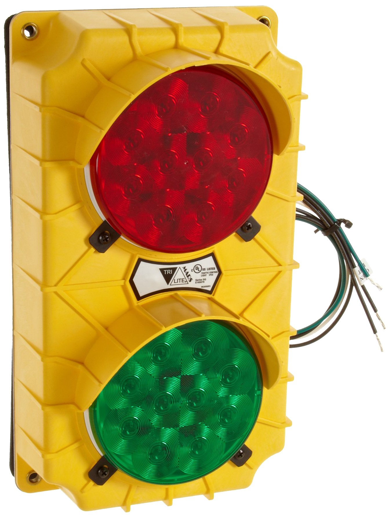 SG10 LED Stop and Go Light Signal System, 6-3/8-Inch Width X 11-3/8-Inch Height X 3-3/4-Inch Depth by IDEAL